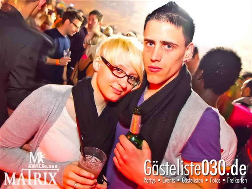 Partyfoto #76 Matrix 30.03.2012 Energy BERLIN präs. We Love To Party