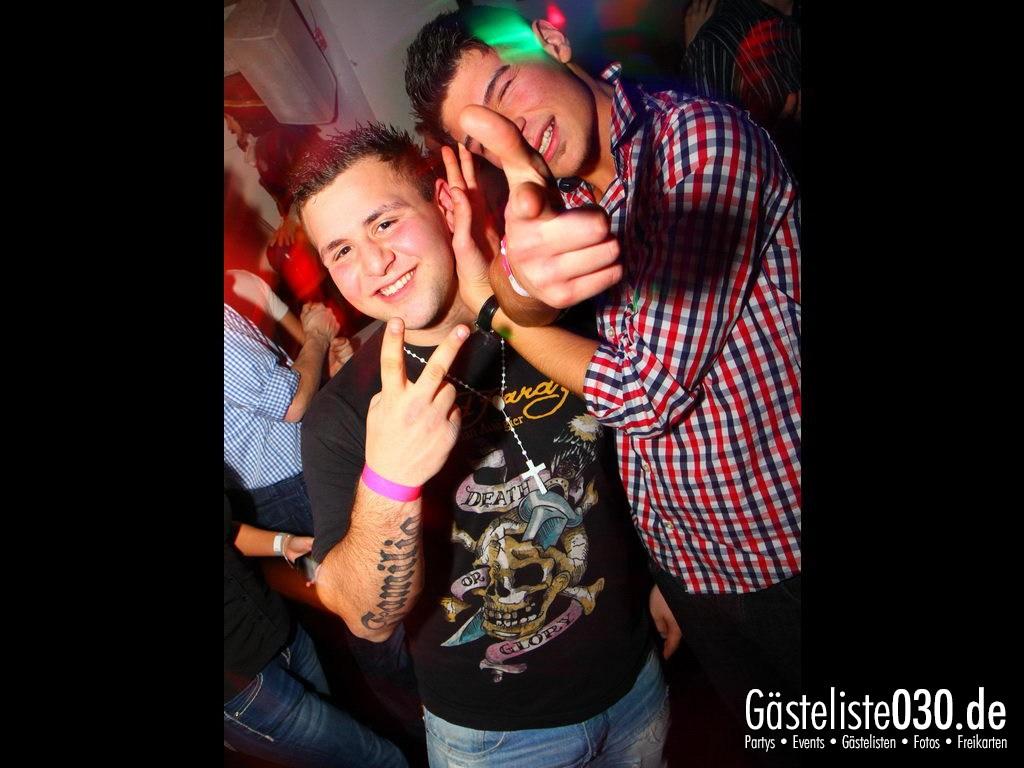 Partyfoto #48 Q-Dorf 17.03.2012 Galaktika