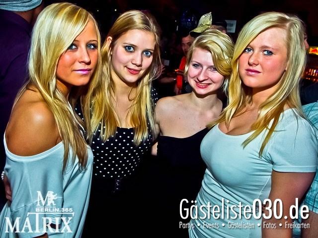 https://www.gaesteliste030.de/Partyfoto #28 Matrix Berlin vom 09.03.2012