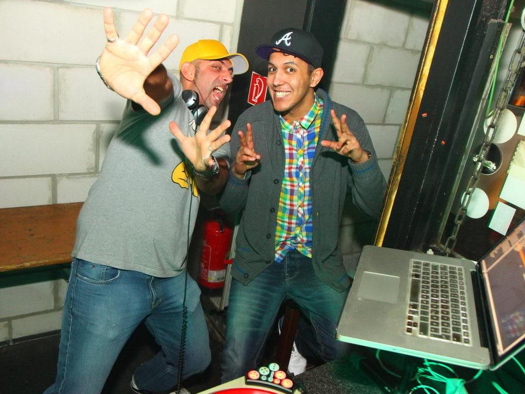 Partyfoto #51 Q-Dorf 08.02.2012 Die Berliner Clubnacht