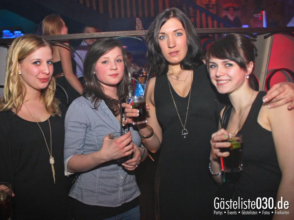 Partyfoto #50 Adagio 05.04.2012 Wilde Party