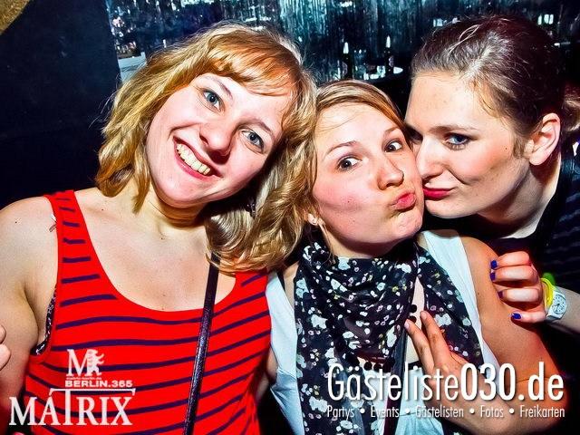 https://www.gaesteliste030.de/Partyfoto #37 Matrix Berlin vom 18.04.2012