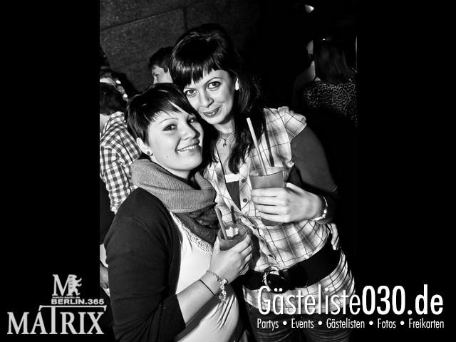 https://www.gaesteliste030.de/Partyfoto #30 Matrix Berlin vom 09.02.2012
