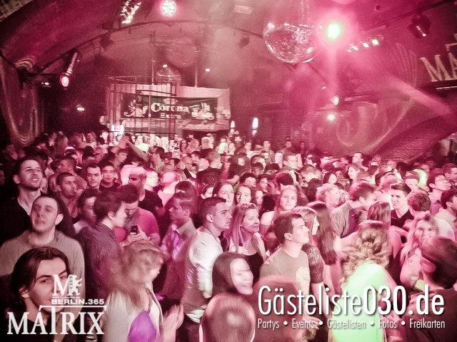 https://www.gaesteliste030.de/Partyfoto #30 Matrix Berlin vom 13.04.2012