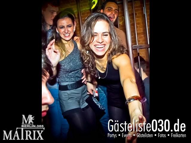 https://www.gaesteliste030.de/Partyfoto #20 Matrix Berlin vom 29.12.2011