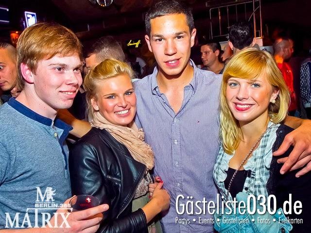 https://www.gaesteliste030.de/Partyfoto #13 Matrix Berlin vom 09.05.2012