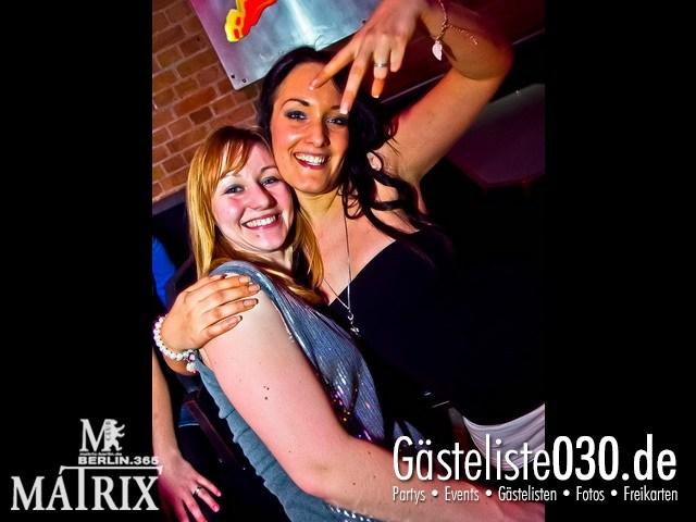https://www.gaesteliste030.de/Partyfoto #60 Matrix Berlin vom 10.10.2011