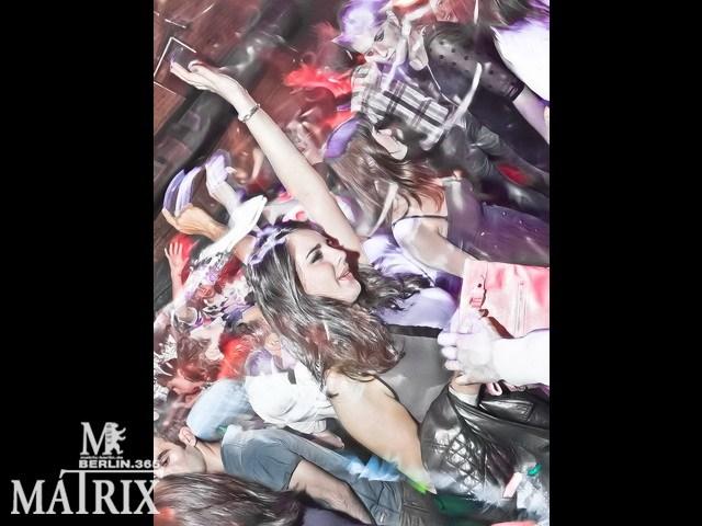 Partyfoto #50 Matrix 11.01.2012 Allure