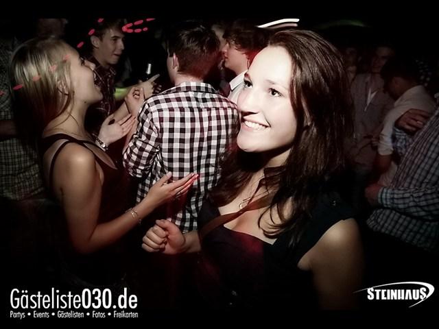 https://www.gaesteliste030.de/Partyfoto #56 Steinhaus Berlin vom 11.05.2012