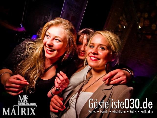 https://www.gaesteliste030.de/Partyfoto #8 Matrix Berlin vom 01.02.2012