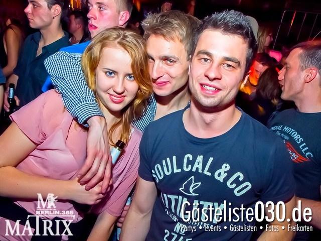 https://www.gaesteliste030.de/Partyfoto #60 Matrix Berlin vom 21.04.2012
