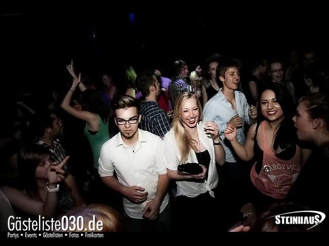 https://www.gaesteliste030.de/Partyfoto #18 Steinhaus Berlin vom 11.05.2012
