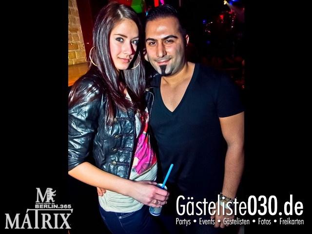 https://www.gaesteliste030.de/Partyfoto #9 Matrix Berlin vom 19.01.2012