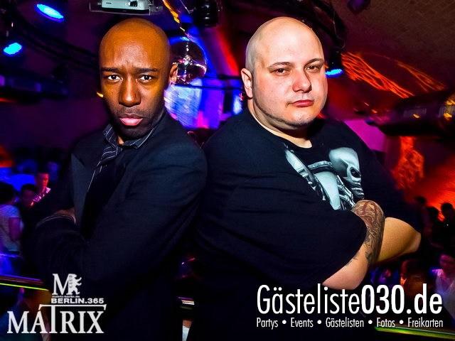 https://www.gaesteliste030.de/Partyfoto #84 Matrix Berlin vom 12.04.2012