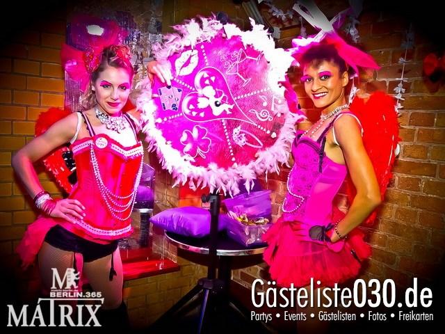Partypics Matrix 14.02.2012 iLuv2 Love - Valentines Day Party