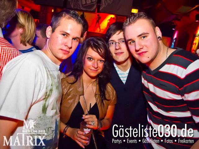 https://www.gaesteliste030.de/Partyfoto #27 Matrix Berlin vom 14.01.2012