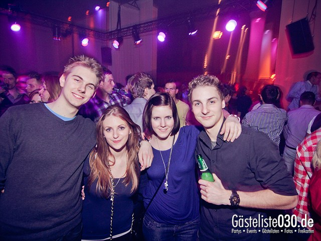 https://www.gaesteliste030.de/Partyfoto #14 Spindler & Klatt Berlin vom 07.01.2012