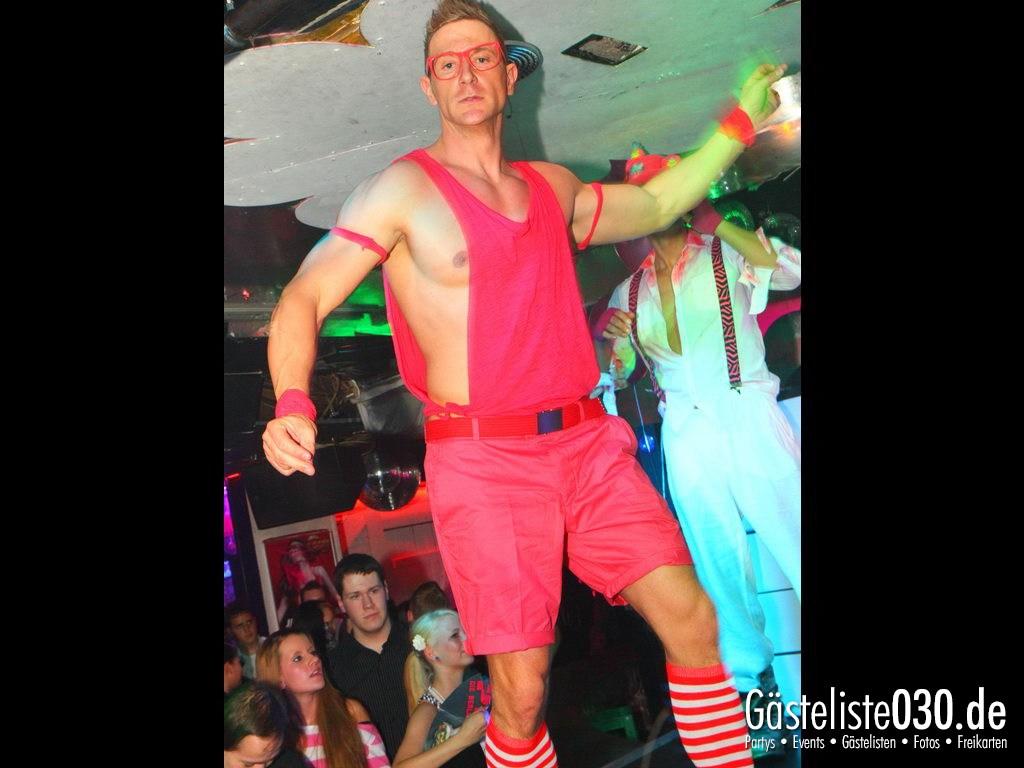 Partyfoto #50 Q-Dorf 20.04.2012 Pink!