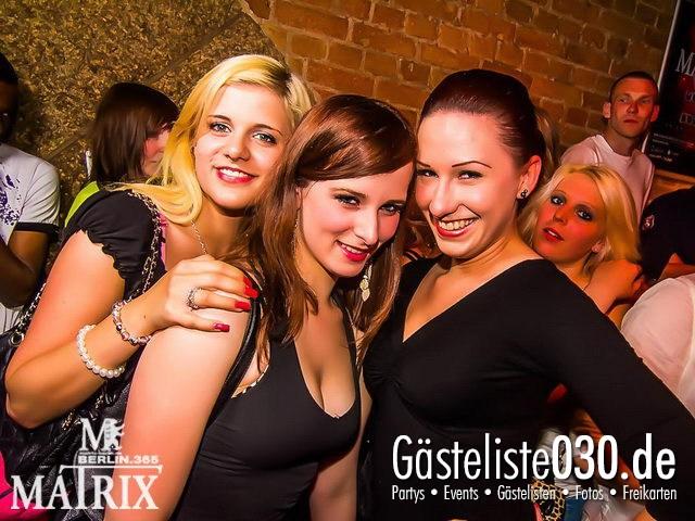 https://www.gaesteliste030.de/Partyfoto #138 Matrix Berlin vom 16.05.2012