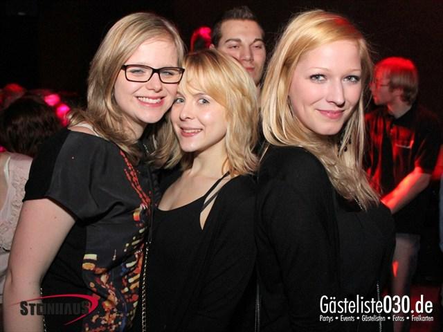 https://www.gaesteliste030.de/Partyfoto #28 Steinhaus Berlin vom 09.03.2012