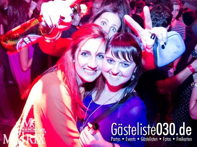 https://www.gaesteliste030.de/Partyfoto #57 Matrix Berlin vom 13.01.2012