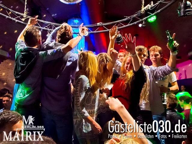 https://www.gaesteliste030.de/Partyfoto #24 Matrix Berlin vom 10.05.2012