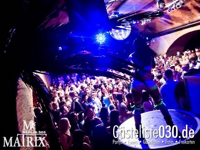https://www.gaesteliste030.de/Partyfoto #36 Matrix Berlin vom 13.04.2012