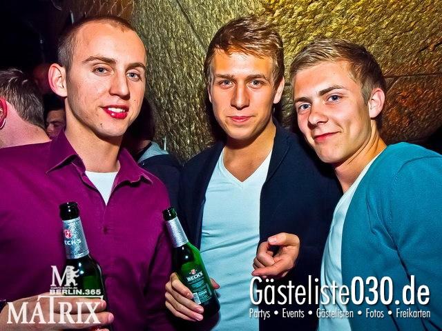 https://www.gaesteliste030.de/Partyfoto #37 Matrix Berlin vom 13.04.2012