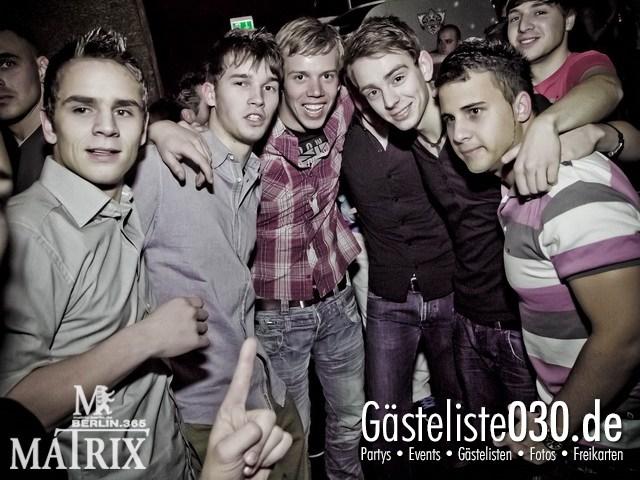 https://www.gaesteliste030.de/Partyfoto #37 Matrix Berlin vom 13.01.2012