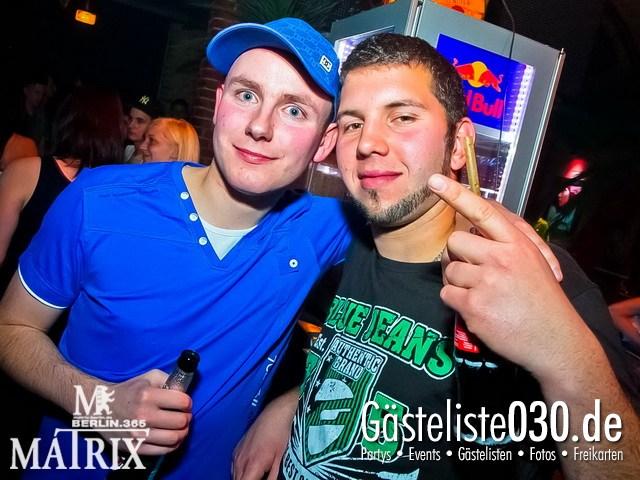 https://www.gaesteliste030.de/Partyfoto #132 Matrix Berlin vom 12.05.2012