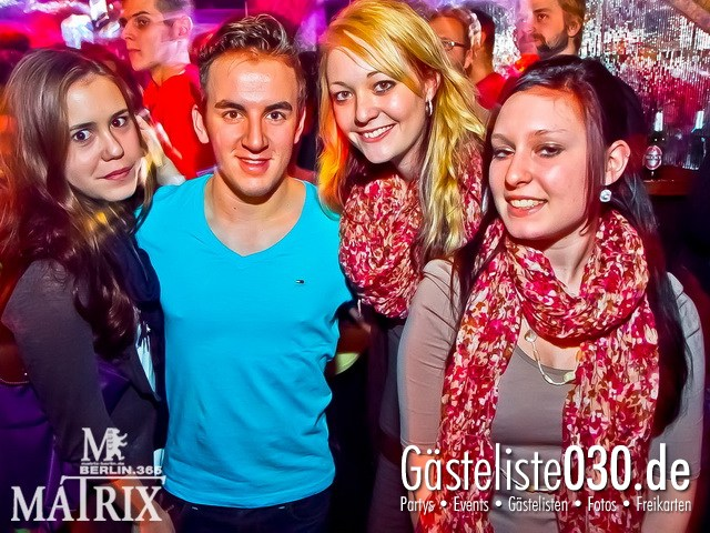 https://www.gaesteliste030.de/Partyfoto #39 Matrix Berlin vom 06.01.2012