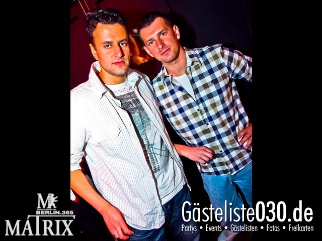 https://www.gaesteliste030.de/Partyfoto #62 Matrix Berlin vom 29.03.2012