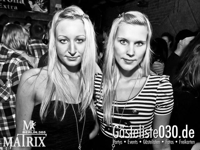 https://www.gaesteliste030.de/Partyfoto #56 Matrix Berlin vom 08.04.2012