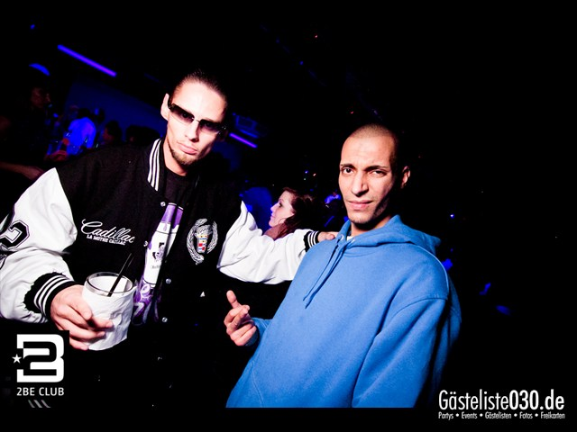 https://www.gaesteliste030.de/Partyfoto #55 2BE Club Berlin vom 17.12.2011