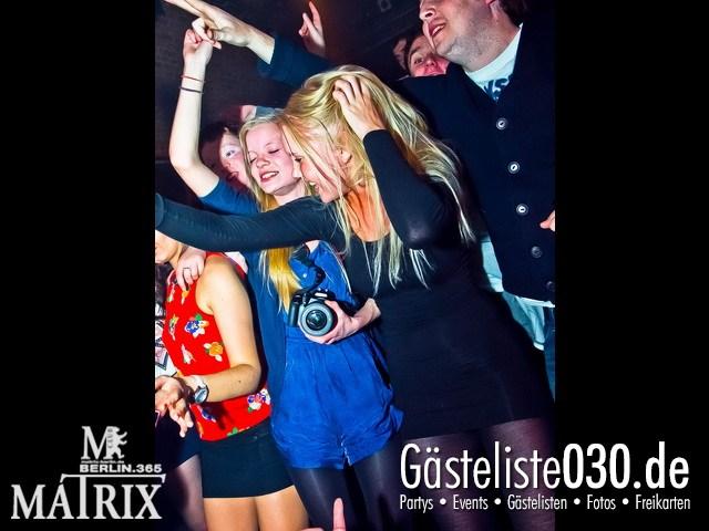 https://www.gaesteliste030.de/Partyfoto #17 Matrix Berlin vom 10.10.2011