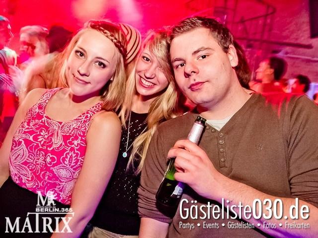 https://www.gaesteliste030.de/Partyfoto #146 Matrix Berlin vom 04.04.2012