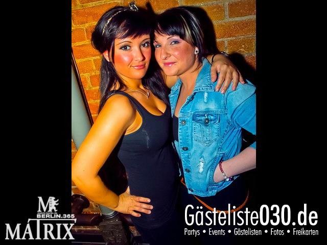 https://www.gaesteliste030.de/Partyfoto #88 Matrix Berlin vom 25.04.2012
