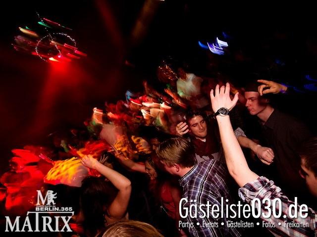 https://www.gaesteliste030.de/Partyfoto #40 Matrix Berlin vom 05.01.2012