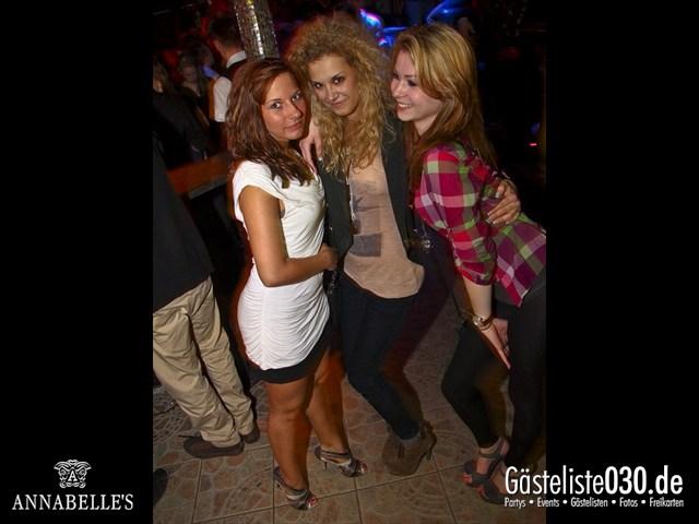 https://www.gaesteliste030.de/Partyfoto #139 Annabelle's Berlin vom 11.04.2012