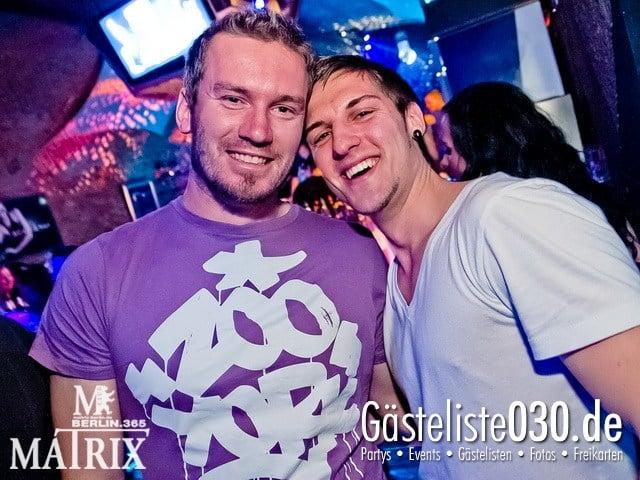 https://www.gaesteliste030.de/Partyfoto #117 Matrix Berlin vom 11.04.2012