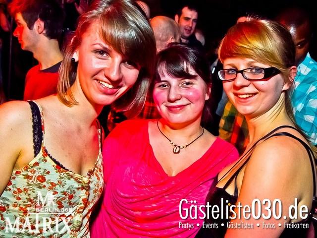 https://www.gaesteliste030.de/Partyfoto #27 Matrix Berlin vom 10.10.2011