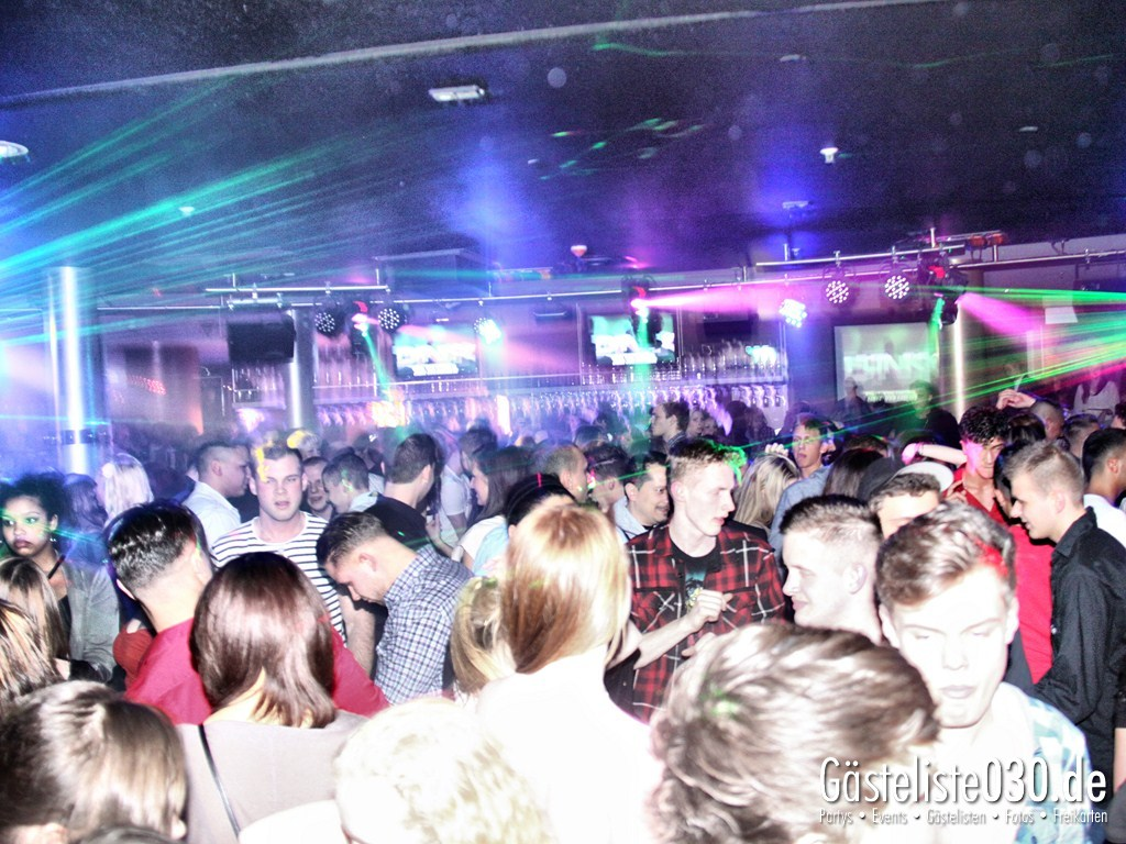 Partyfoto #49 Cascade 10.03.2012 Rockin all over the world