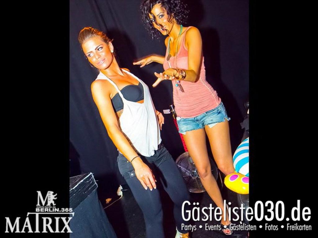 Partyfoto #49 Matrix 09.05.2012 Allure