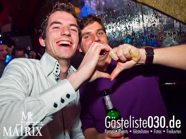 https://www.gaesteliste030.de/Partyfoto #55 Matrix Berlin vom 25.01.2012