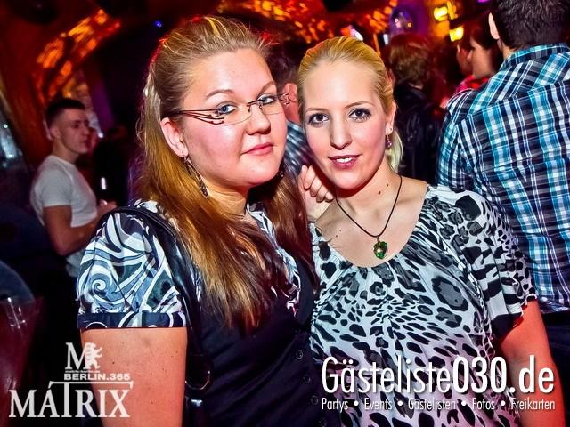 https://www.gaesteliste030.de/Partyfoto #21 Matrix Berlin vom 27.01.2012