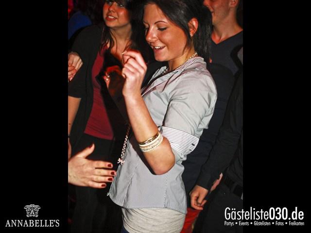 https://www.gaesteliste030.de/Partyfoto #78 Annabelle's Berlin vom 13.04.2012