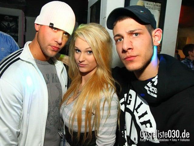 Partypics Q-Dorf 15.02.2012 Die Berliner Clubnacht