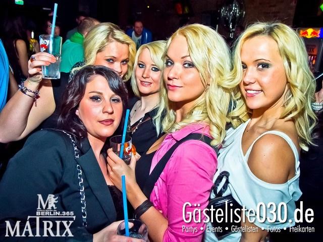 https://www.gaesteliste030.de/Partyfoto #79 Matrix Berlin vom 14.01.2012