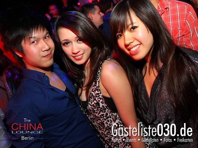 https://www.gaesteliste030.de/Partyfoto #49 China Lounge Berlin vom 13.01.2012