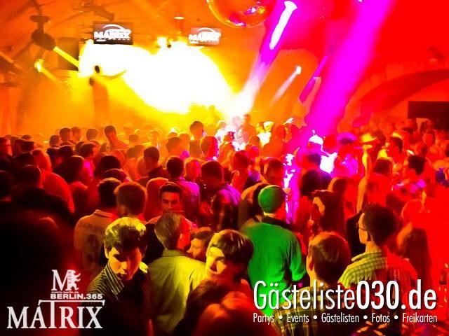 https://www.gaesteliste030.de/Partyfoto #71 Matrix Berlin vom 13.04.2012